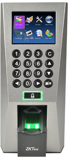 Singapore Leading Biometric Door Access System Secure Office